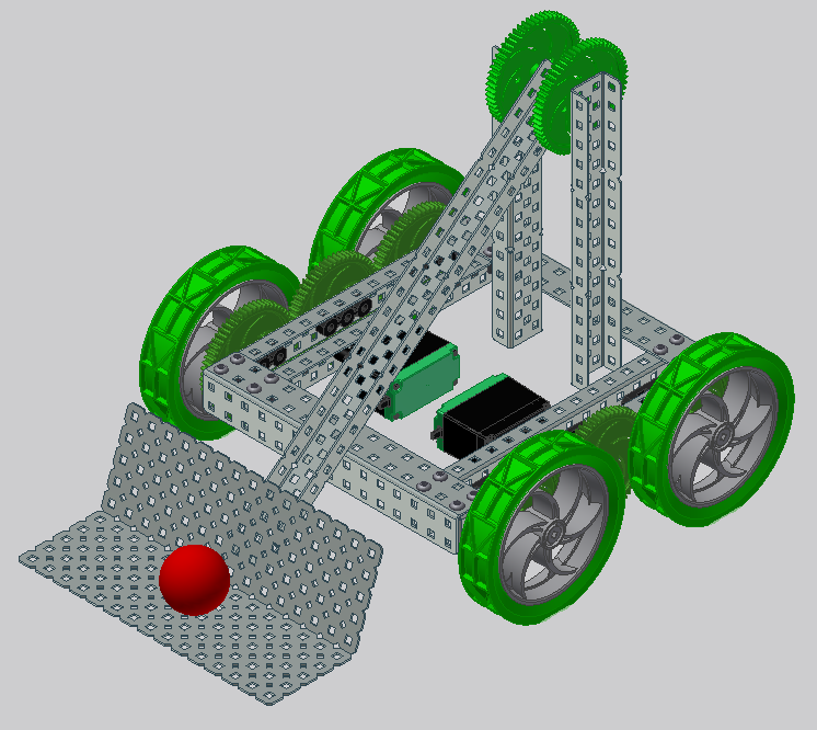 New vex robot building instructions available! At robotc. Net blog.