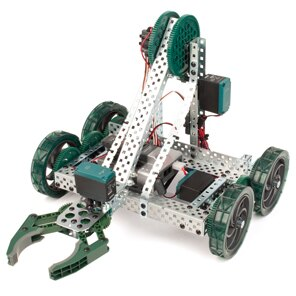 2 3 Building The Vex Clawbot Vex Edr Curriculum