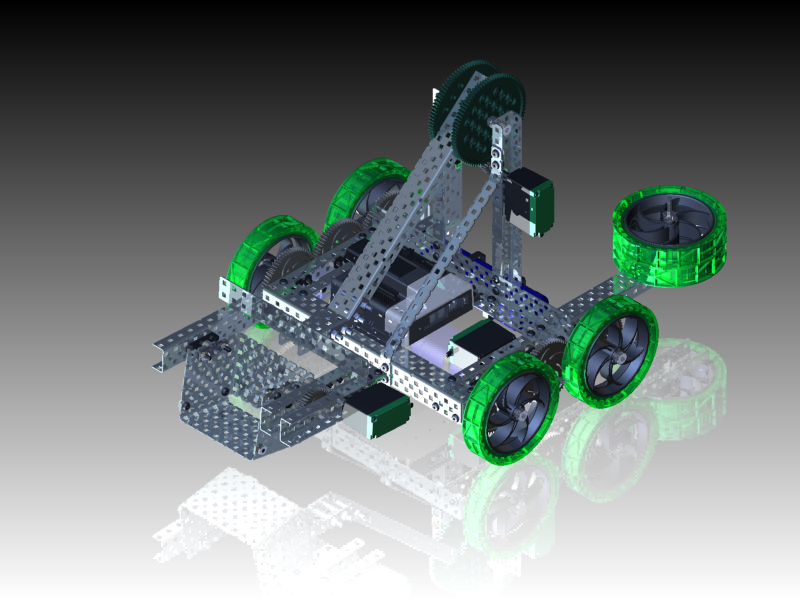 Fusion 360: design and customize a vex iq clawbot.